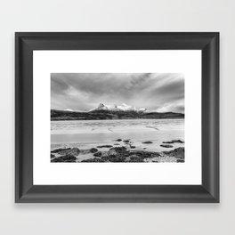 Ben Loyal Framed Art Print
