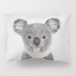 Baby Koala - Colorful Pillow Sham