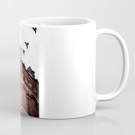 Citys Bird Sanctuary Coffee Mug