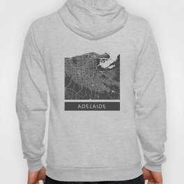 Adelaide map Hoody