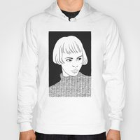Hoodies featuring Chic Lady by Cannibal Malabar