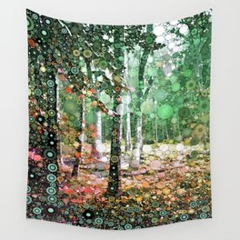 :: Walk in the Woods :: Wall Tapestry