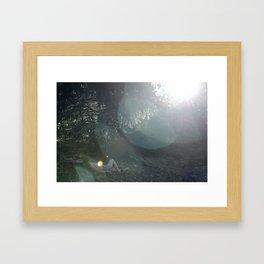 Décomposition 2/2 // Decomposition 2/2 Framed Art Print