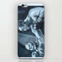 science iPhone & iPod Skins featuring Science by Cazzbot