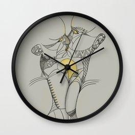Kiss no.67 Wall Clock