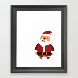 Merry Christmas! Framed Art Print
