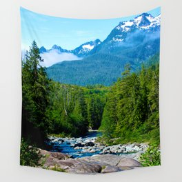 Nature Rules · Vancouver Island, Canada Wall Tapestry