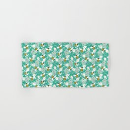 Blooms & Bees Hand & Bath Towel