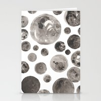 planets Stationery Cards featuring Planets by Dreamy Me