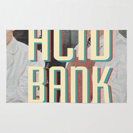 ACID BANK Rug