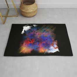 """""""Living Flames"""" - Reformation Designs Rug"""
