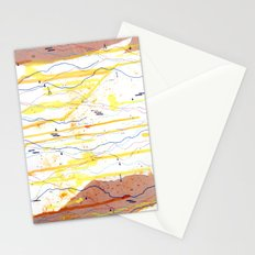 Mood Study (II) - Sunday Morning Stationery Cards