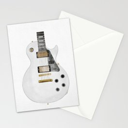 Les Paul Guitar Stationery Cards