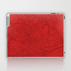 Ancient Rome in Red Laptop & iPad Skin
