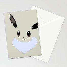 Shiny Eevee Stationery Cards