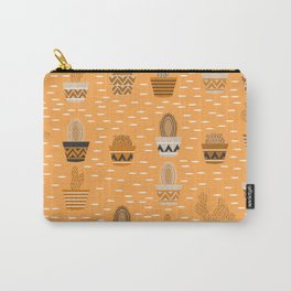 Potted cacti Carry-All Pouch