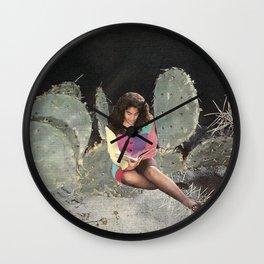 Girl Reading 2 Wall Clock
