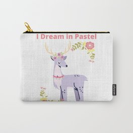 I Dream in Pastel Carry-All Pouch