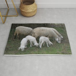 The Really Ewesful Company Rug