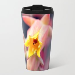 Echeveria Runyonii Habitus Inflorescences Travel Mug