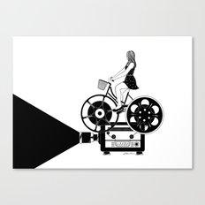 Cinema Paradiso Canvas Print