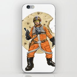 Red Six Saves the Galaxy iPhone Skin