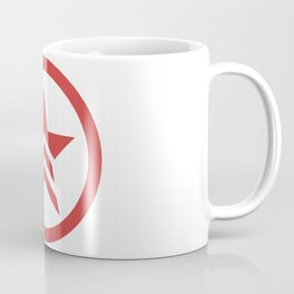 Mass Effect Renegade Logo Coffee Mug