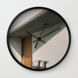 Modern Architecture in Buenos Aires Wall Clock