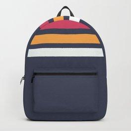 Classic Retro Stripes 2 Backpack