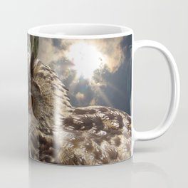 Stunning Owl Photography Coffee Mug