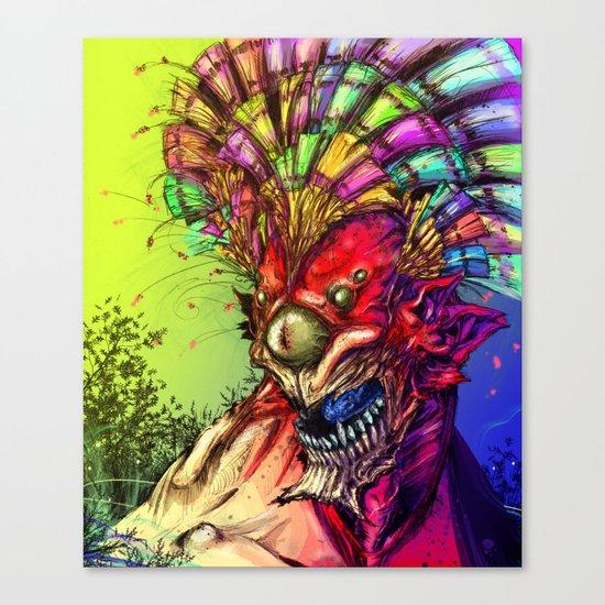 """Harpy"" Canvas Print"