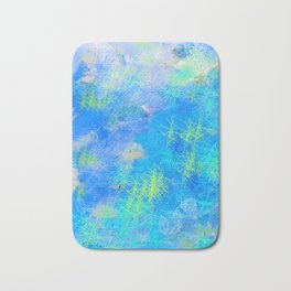 A state of calm Bath Mat