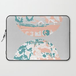 Pastel Pom Pom Laptop Sleeve