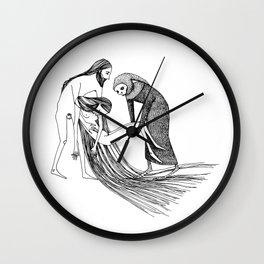Manchmal wenn Sie schläft... Wall Clock