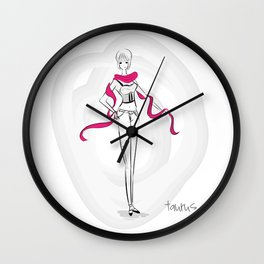 ASTROLOGY SERIES - TAURUS Wall Clock