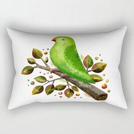 Parrot Bird Rectangular Pillow