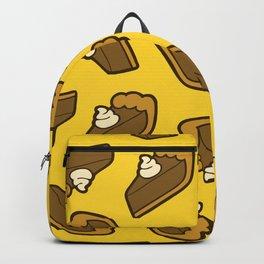 Choolate Pie Pattern Backpack