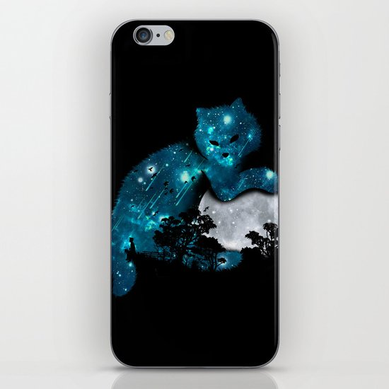 I can haz the moon iPhone & iPod Skin