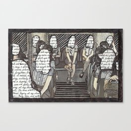 Nevermore (2010) Canvas Print