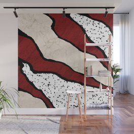 Turn Abstract Art 07 Wall Mural