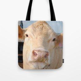 Cowface Tote Bag