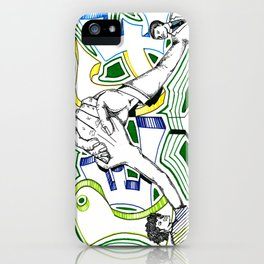 Unify in Peace iPhone Case