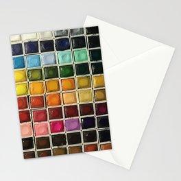 Artist Crack Stationery Cards