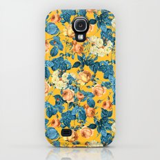 Summer Botanical II Slim Case Galaxy S4