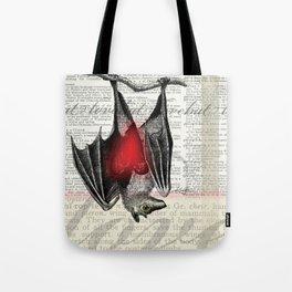 Bat Love by Kathy Morton Stanion Tote Bag