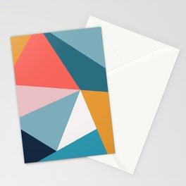 Modern Geometric 34 Stationery Cards
