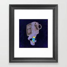 Super8 Framed Art Print
