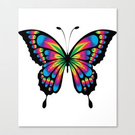 Butterfly Gift Canvas Print
