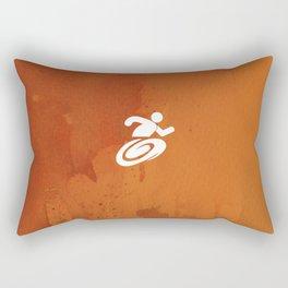 Stamin up Rectangular Pillow
