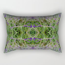 lavender from quarantine walk in bh Rectangular Pillow